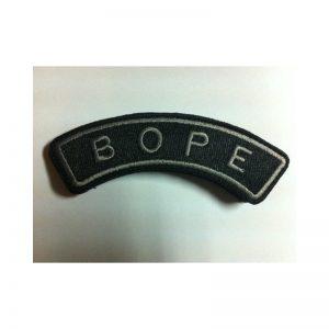 Emblema de brazo Uniformidad BOPE