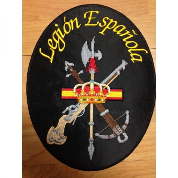 Emblema Espalda Legion Española