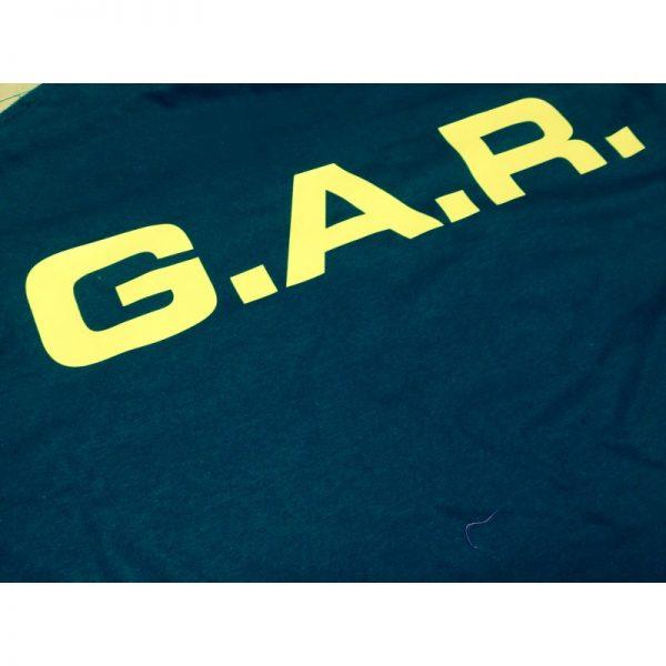 Camiseta GAR