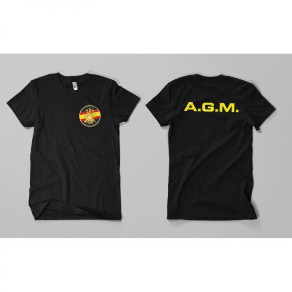 Camiseta AGM