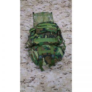 Mochila MOLLE II RUCKSACK BACKPACK Woodland Rifleman Ruck Pack