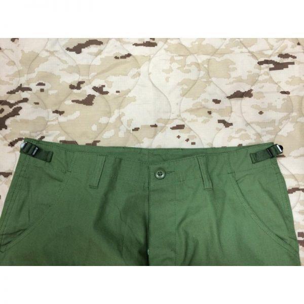 Pantalòn tactico rip-stop(verde)