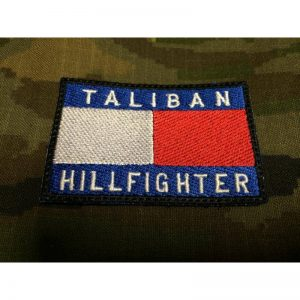 "Emblema "" TALIBAN HILLFIGHTER """