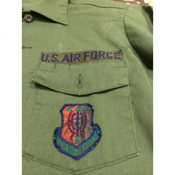 Camisa United States Air Force Strategic Air Command