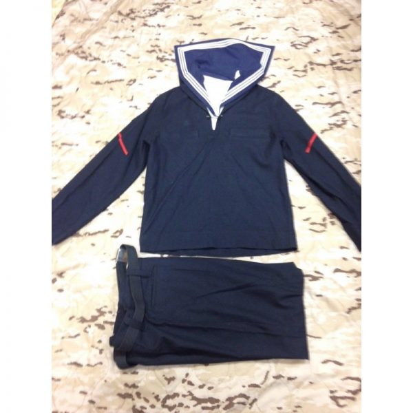 Uniforme de marinero