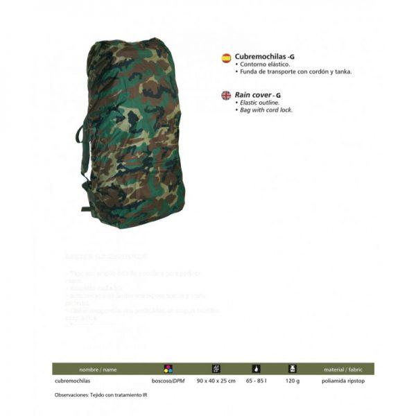 Cubre mochila ALTUS