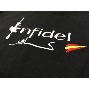 Camiseta INFIDEL