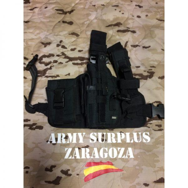 Pistolera cordura para zurdos surplus