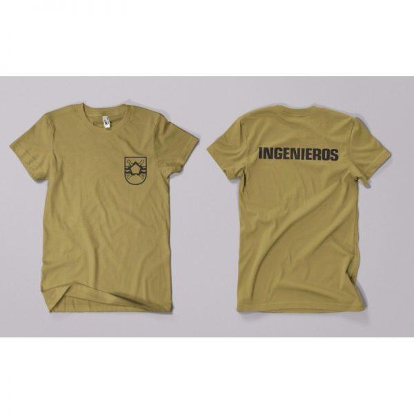Camiseta INGENIEROS