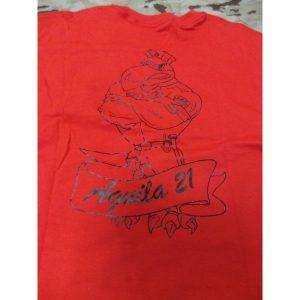 Camisetas UIP AGUILA 21