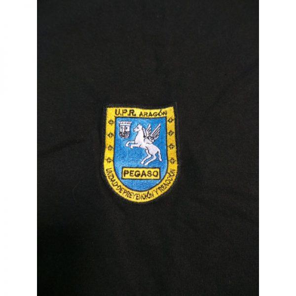 Camiseta UPR Bordada