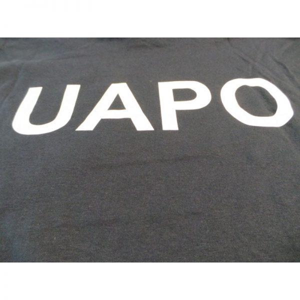 Camiseta Policia Local UAPO Zaragoza