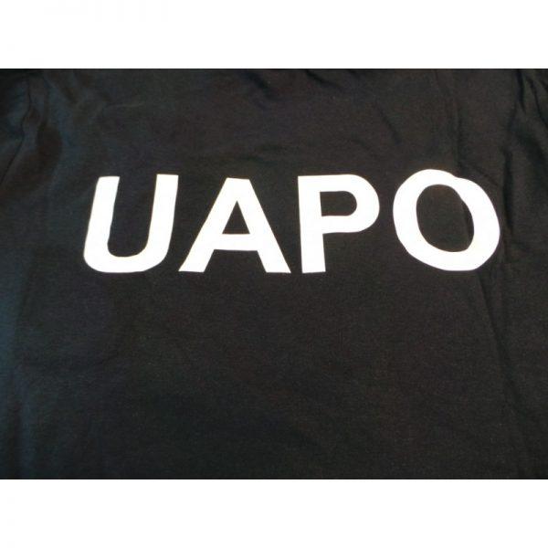 Camiseta Policia Local UAPO Zaragoza (Mujer)