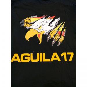 Camisetas UIP AGUILA 17(Mujer)