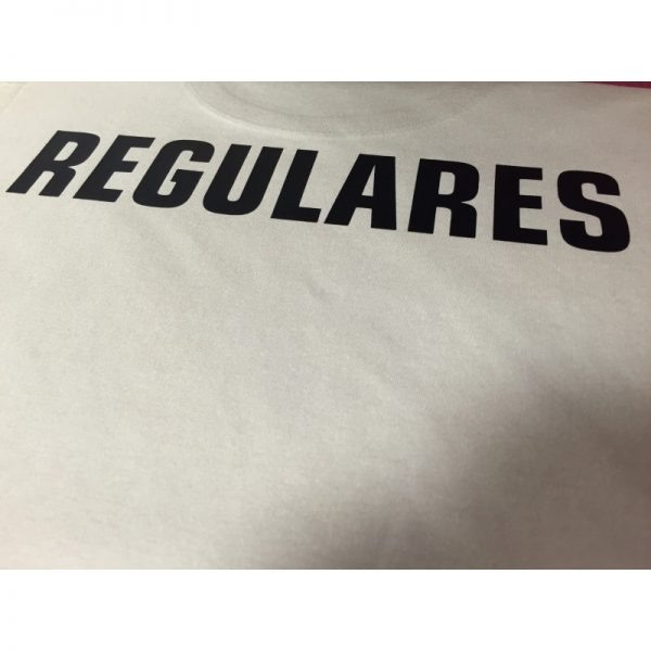 Camiseta REGULARES