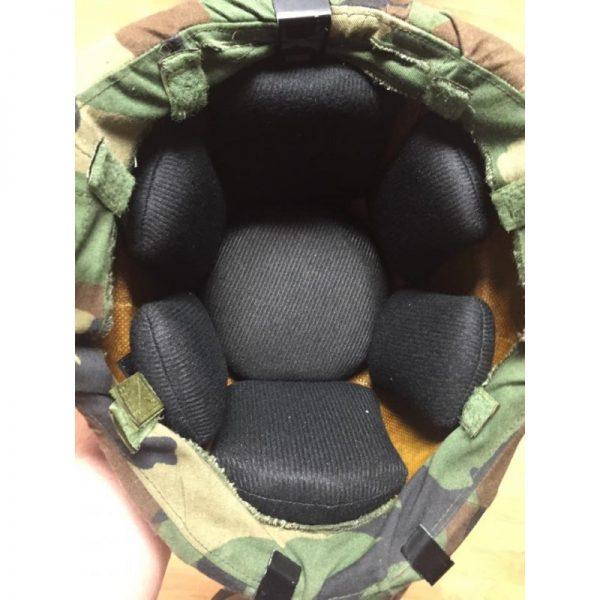 Almohadillas interior Casco 7 uni