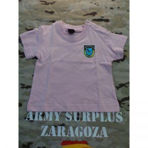 Camiseta Policia Local UAPO Zaragoza Bebe