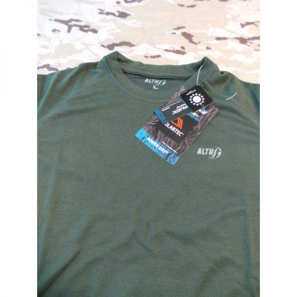 Camiseta Tecnica M/C Unidad de Montaña