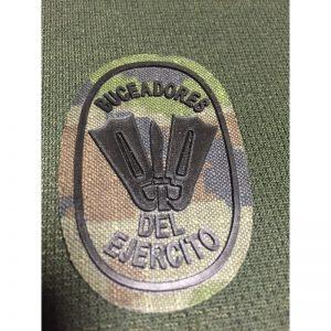 Emblema de Pecho Buceadores de Combate