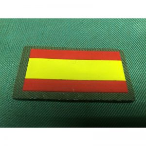 Bandera Uniforme España PVC