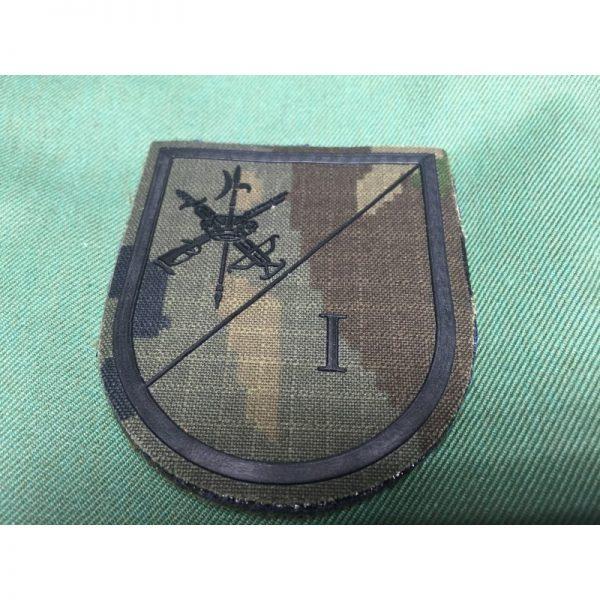 Emblema Brazo I Tercio de la Legion