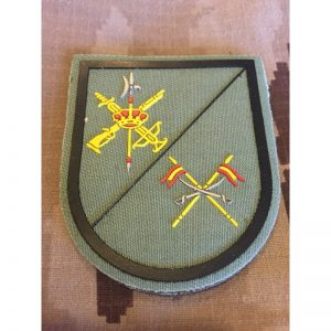 Emblema BRILEG Grupo Ligero de Caballeria