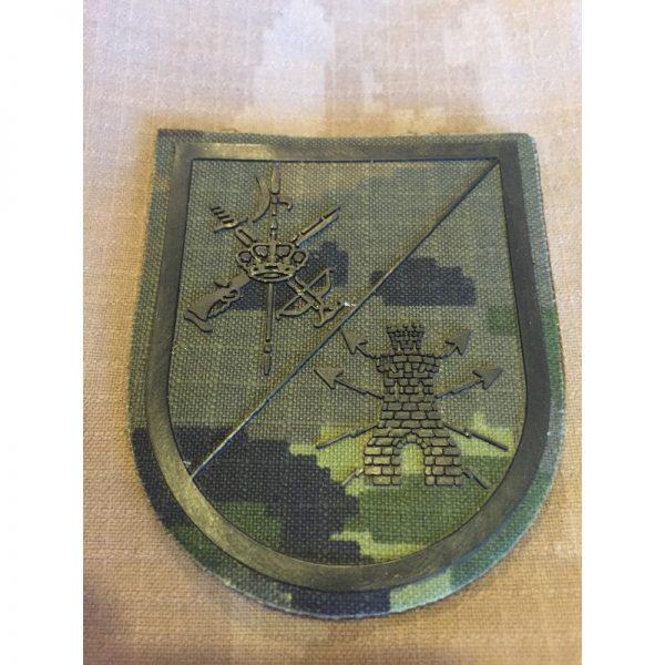Emblema BRILEG Unidad de Transmisiones