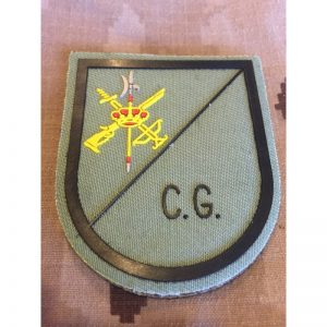 Emblema BRILEG Cuartel General