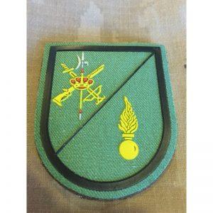 Emblema BRILEG Grupo de Artilleria