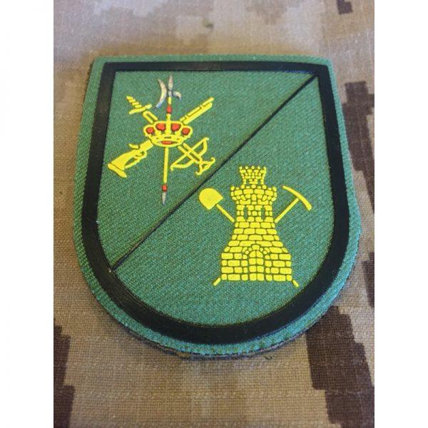 Emblema BRILEG Unidad de Zapadores