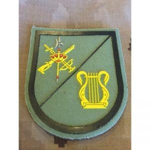 Emblema BRILEG Unidad de Musica