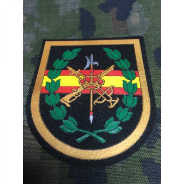 Emblema brazo Tercio Alejandro Farnesio