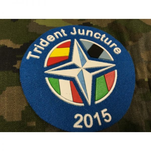 Emblema TRIDENT JUNCTURE 2015
