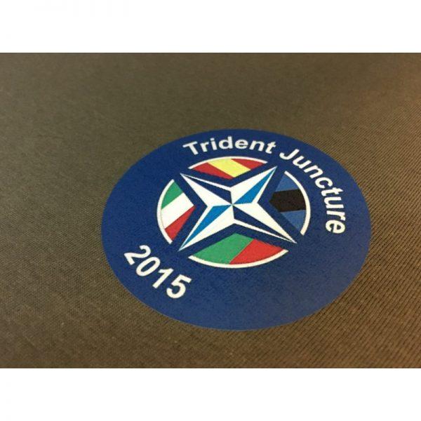 Camiseta Trident Juncture 2015