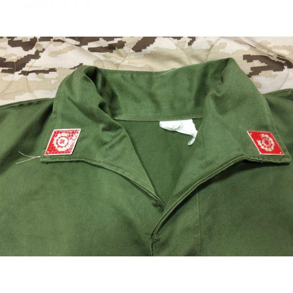 Uniforme Años 80 Cruz Roja