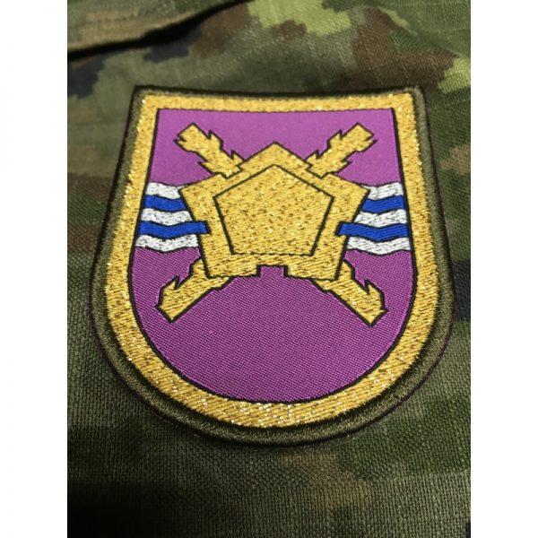 Emblema Brazo Mando de Ingenieros