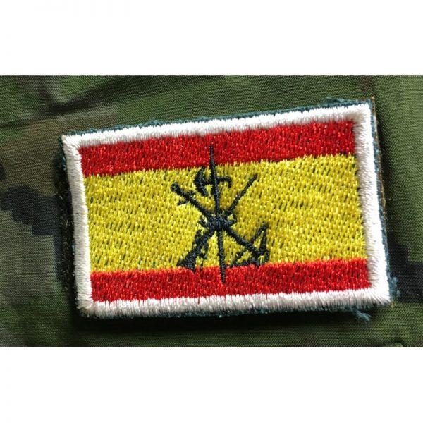 Bandera de brazo Legion Española