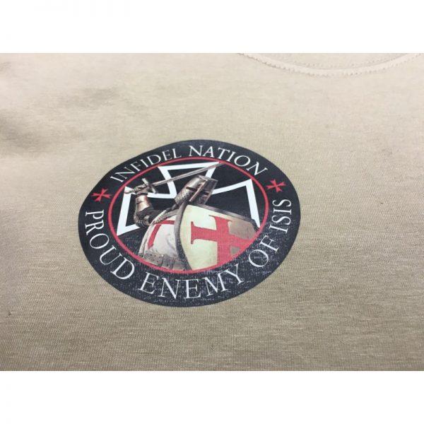 Camiseta INFIDEL NATION