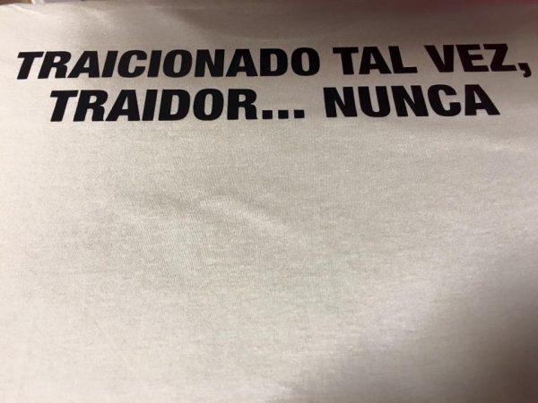 Camiseta INFIEL I´M THE INFIEL