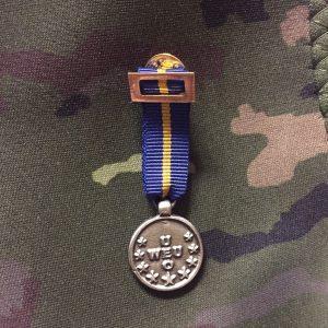 Miniatura Medalla UEO