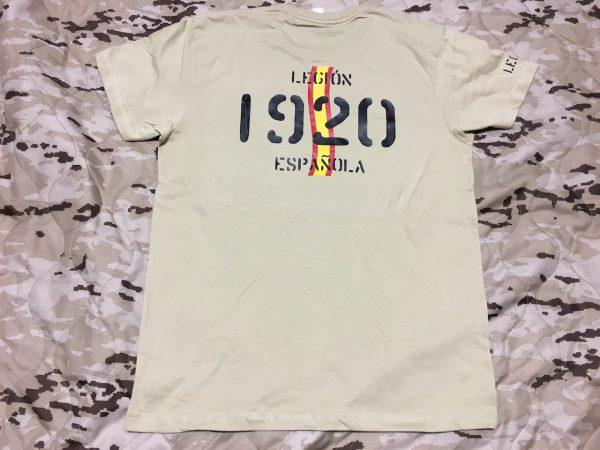 Camiseta LEGION ESPAÑOLA 1920
