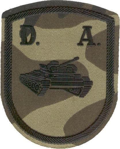 Emblema Division Acorazada