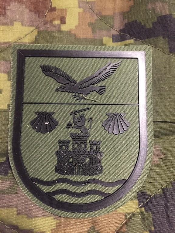 Emblema cuarta subinspeccion General del Ejercito