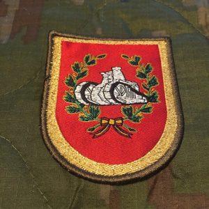 Emblema FUERZAS PESADAS