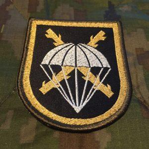 Emblema brazo BRIPAC