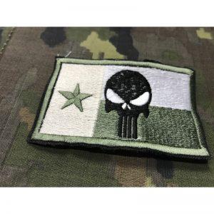 Emblema bordado Texas Punisher