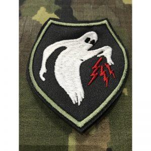 Emblema Bordado THE GHOST ARMY