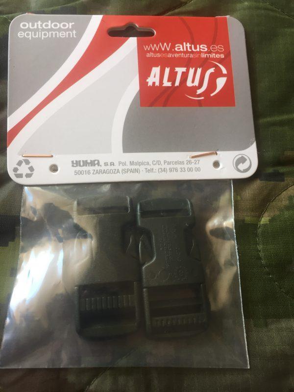 B/2 Hebilla click Altus 40MM