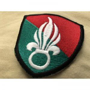 Emblema Bordado Legion Extranjera