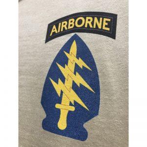 Camiseta AIRBORNE